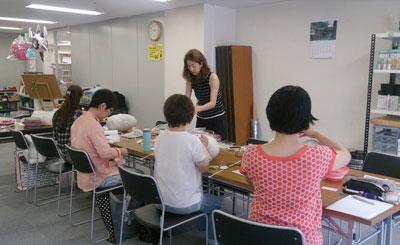 iピニャータ作り1日体験コース